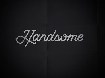 Handsome Cycles – Wordmark bikes icon design handsome brand identity mplsminn logo typography branding vector design