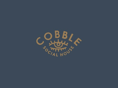 Cobble Social House – Logo
