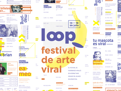 Loop | Programático stop play brand branding instagram youtube social media gif animation gif animated banana mapping pet viral art festival fest video meme gif loop
