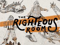 Righteous Room Rebrand