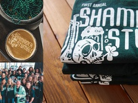 Shamrock Stumble Event