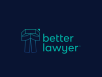 BetterLawyer branding : Logo design
