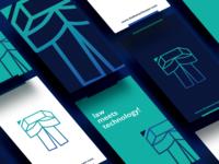 BetterLawyer branding : Stationery design