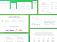 Interface design : Web Screens