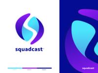Squadcast : Brand Identity