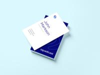 Squadcast : Business cards