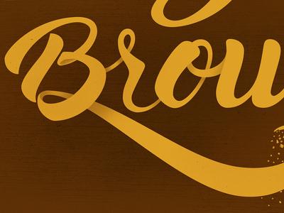 Brown Beer Type