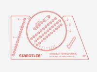 Lettering Guide