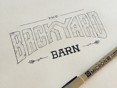 Backyard Barn Logo