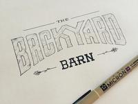 Backyard Barn Logo