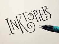 Inktober- Burtonesque