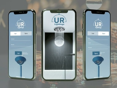 UR Lightings UI