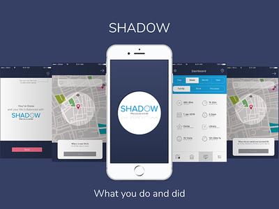 Shadow - UI/UX Design