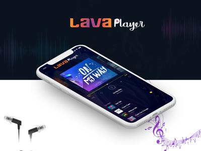 Lava Music Player
