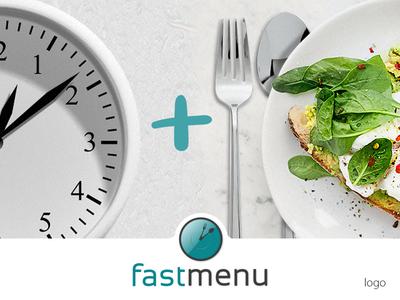 Fastmenu Logo Design