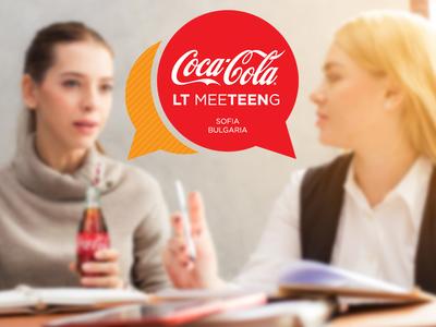 Coca-Cola LT Meeting Logo Design