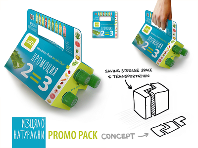 Promo Pack Concept