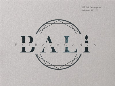 Branding project for the event in Bali