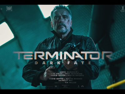 Terminator dark fate movie trailer vlogger youtuber trailers video editing terminator