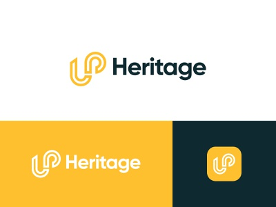 UP Heritage creative route historic heritage logo design branding creative logo