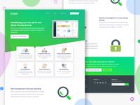 Digital Financial Web App