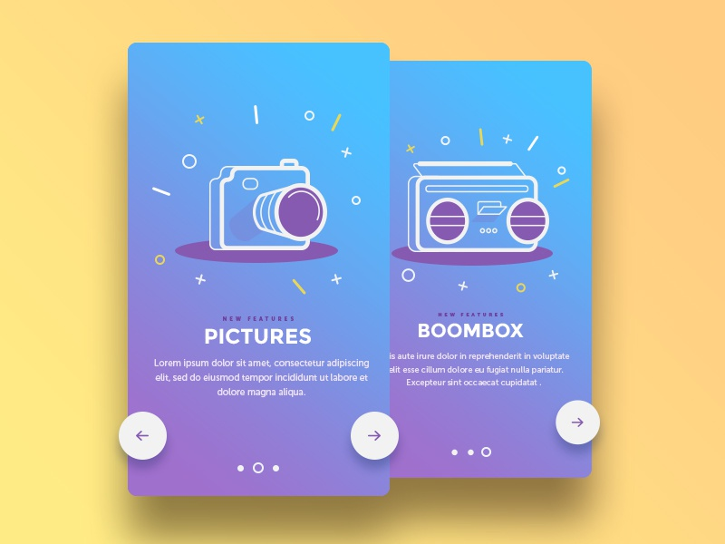 095 DailyUI — Product Tour onboarding walkthrough tour product dailyui 095
