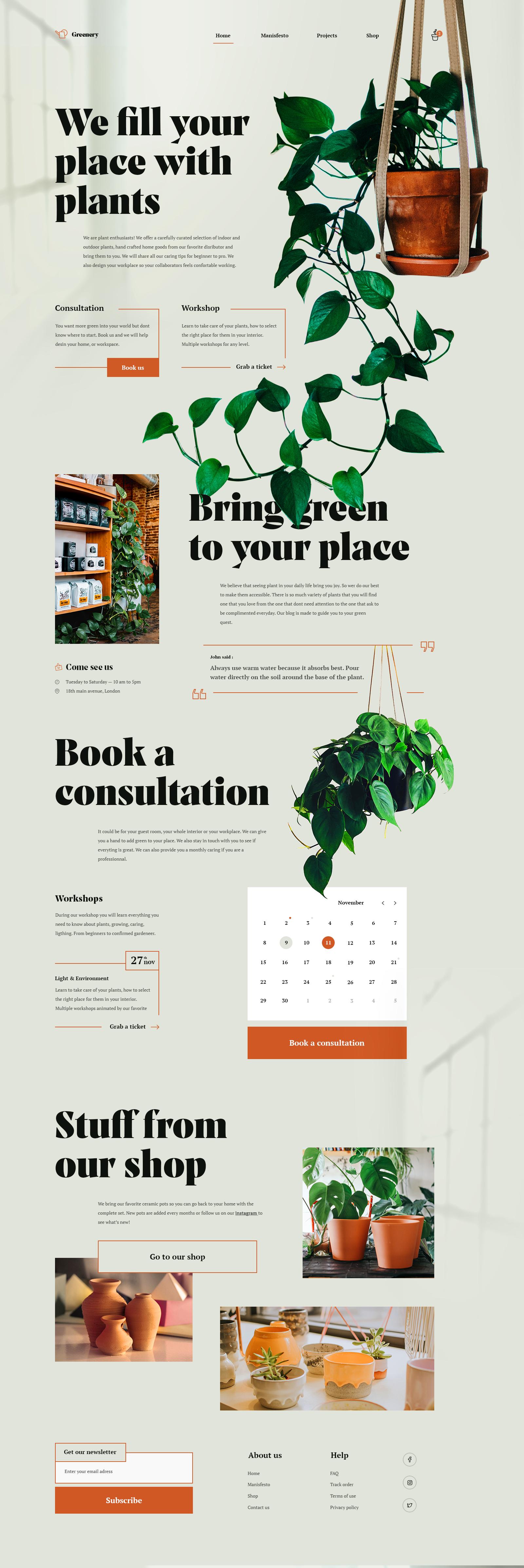 20180611 plantshop