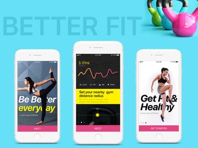 Better Fit app