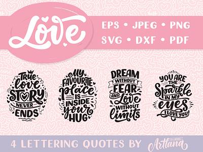 Love Quotes t shirt design happy valentines day valentine day i love you love composition quote poster print logo logotype hand drawn design illustration lettering