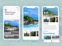 Vacation Trip App