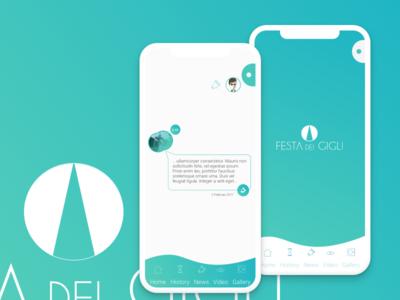 Concept Gigli App
