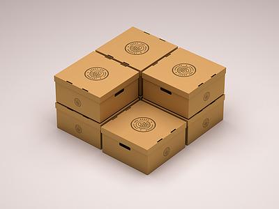 Package Branding Mockup psd package mockup logo free branding boxes