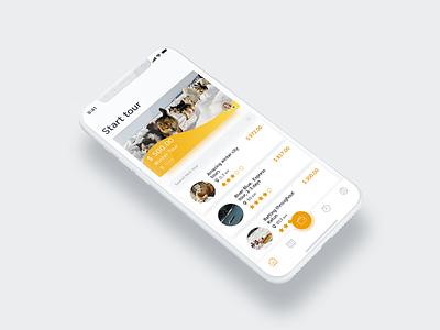 tours figma @design ui uidesign design app design ios design