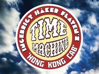 Hong Kong Cab jazz typography