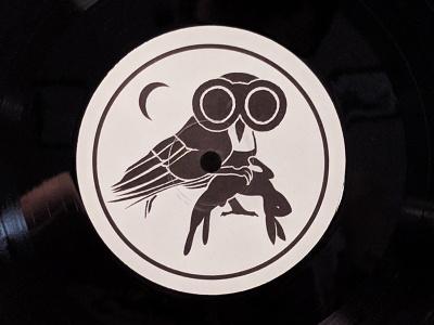 Owl Sigil / Record Label sigil record label logo owl