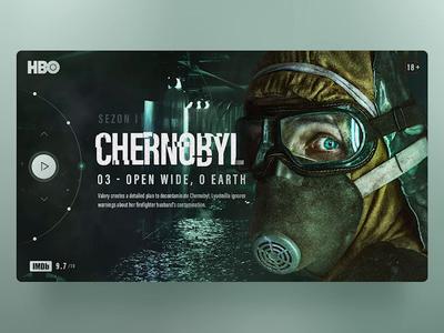 Chernobyl 1986 HBO miniserial interface