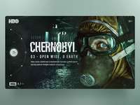 Chernobyl 1986 HBO miniserial interface