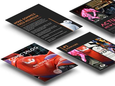 E-magazine emagazine