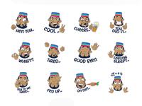 Muslim Man Emojis