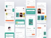 e-Book Store App