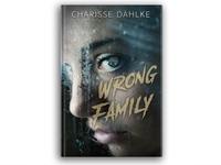 Wrong Family book cover concept