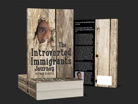 Introverted Immigrant book cover proposal