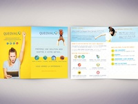 Product Brochure for a Software Publisher Justine Montreuil