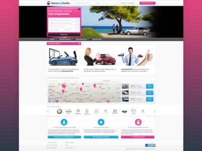 E-Commerce / VotreAutoFacile / Reprise et achat véhicules