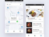 Location Search For Dribbbble