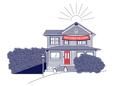 285 Main Street farmhouse old house architecture house illustration home house chester nj chester