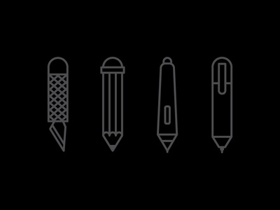 Tools of the Trade icons