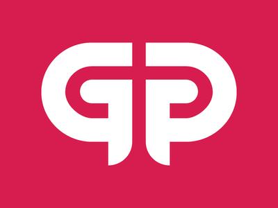 GP Monogram Logo