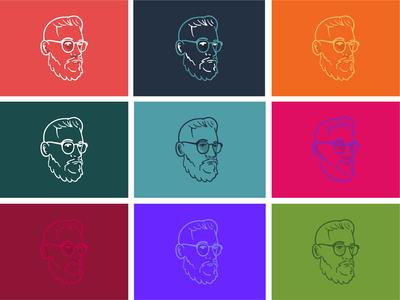 Self Portrait Colorways