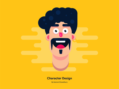Conceptual Character Illustration